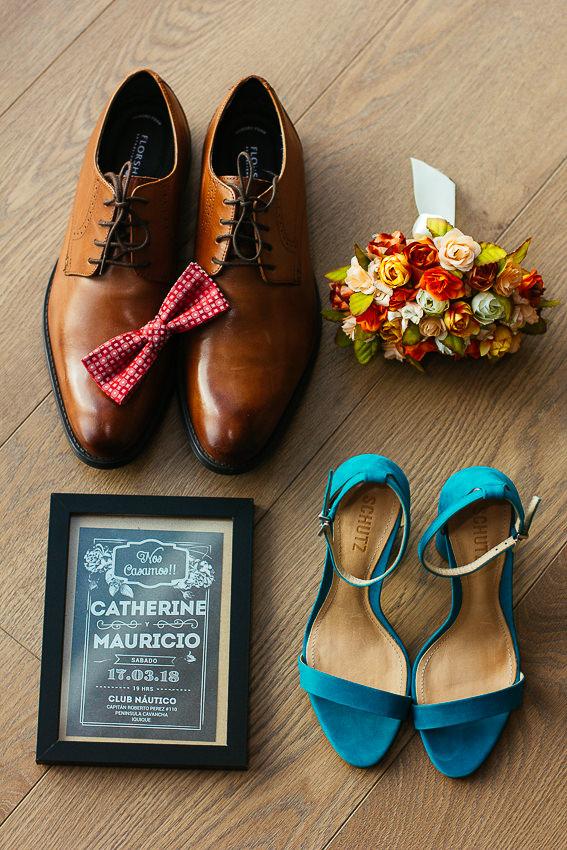 matrimonio club nautico iquique